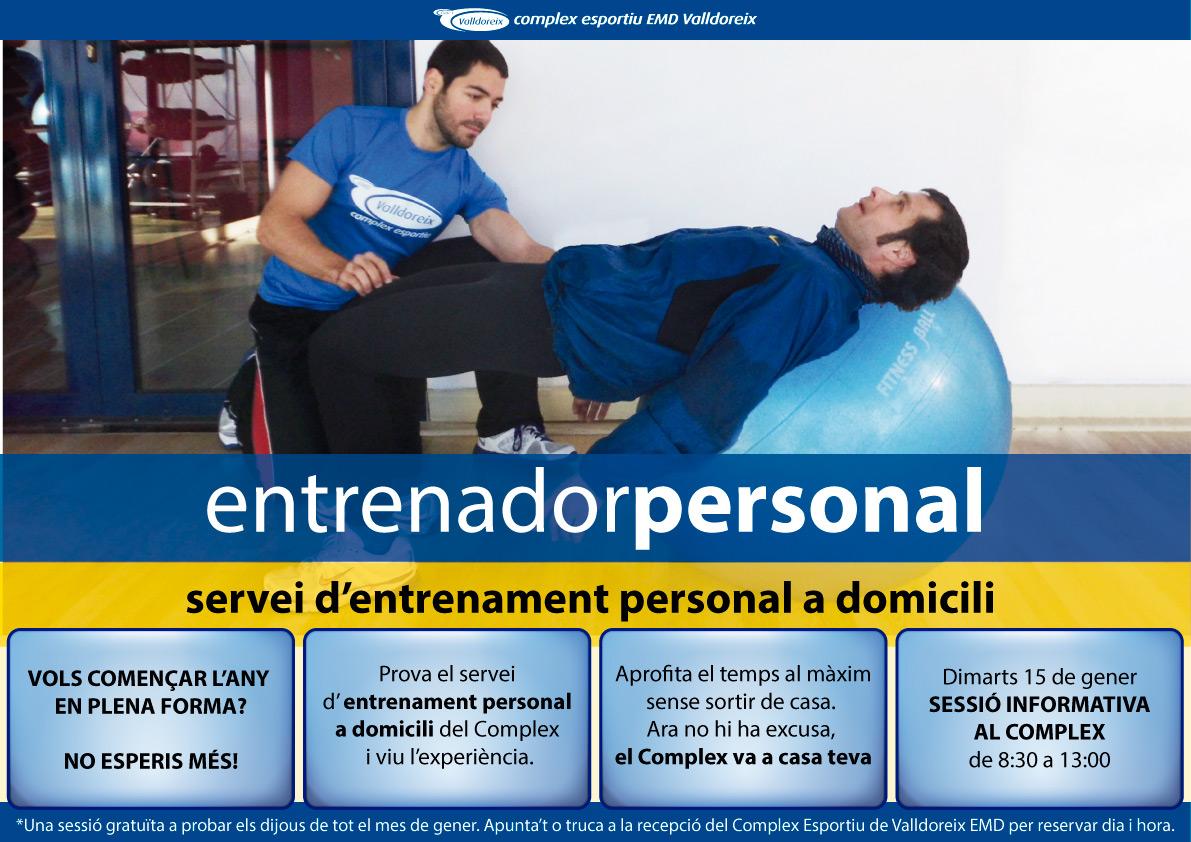Servei d' Entrenador Personal