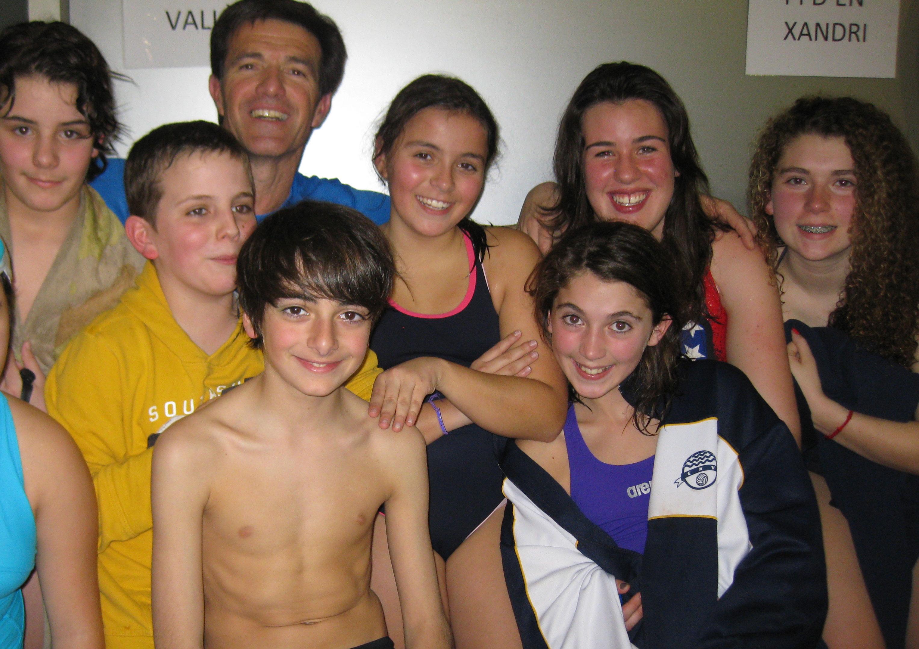 Foto Competició natació