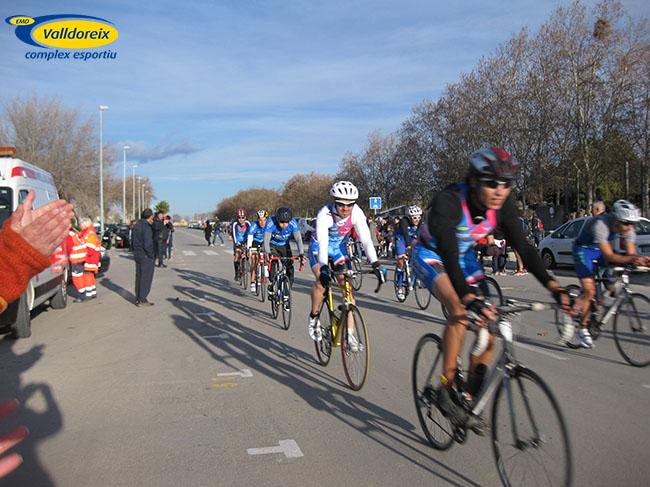 VDX TRI al duatló per equips del Prat
