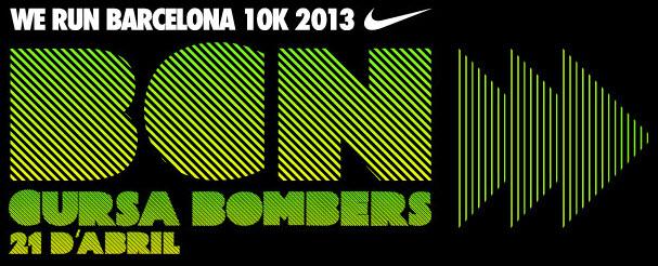 Prepara't per a la Cursa dels Bombers 2013