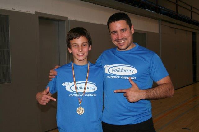 Lluis Fisas campió a Andorra