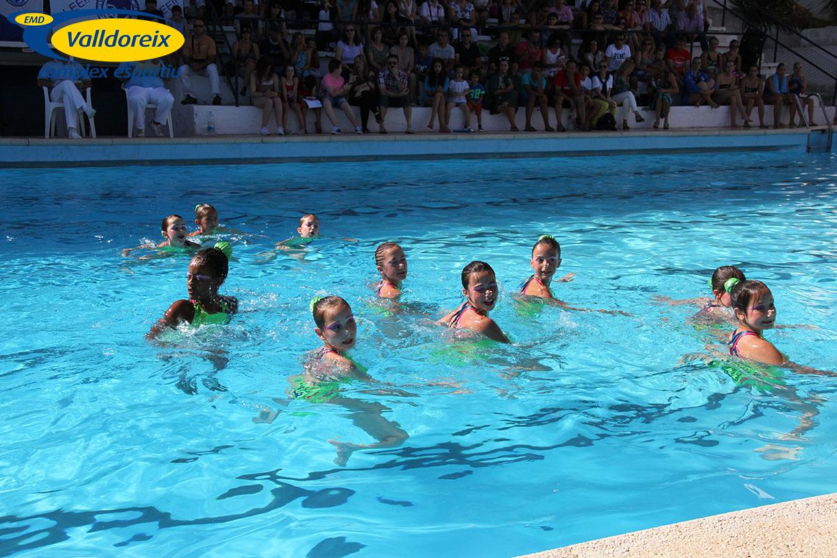 Natació Sincronitzada - Complex Esportiu Valldoreix 2013-02