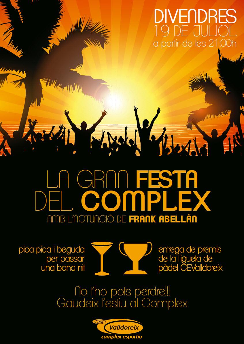 La Gran Festa del Complex