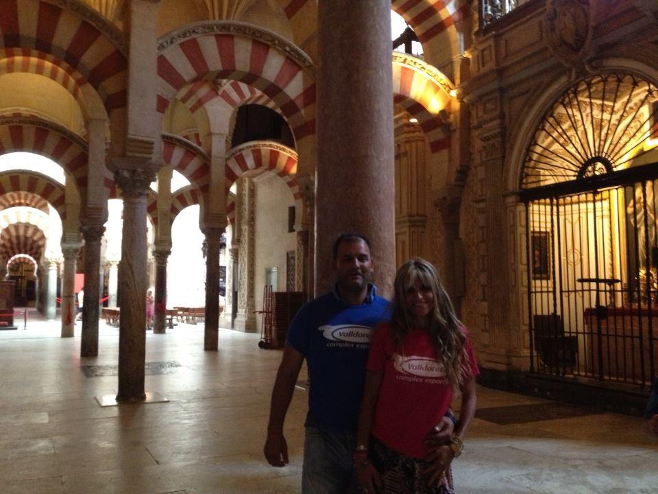Amb la Conchi i en Chesky a Córdoba