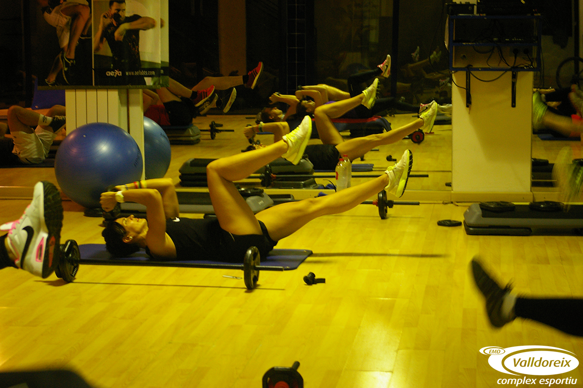 Body-Pump-87-Fitness-Complex-Esportiu-Valldoreix