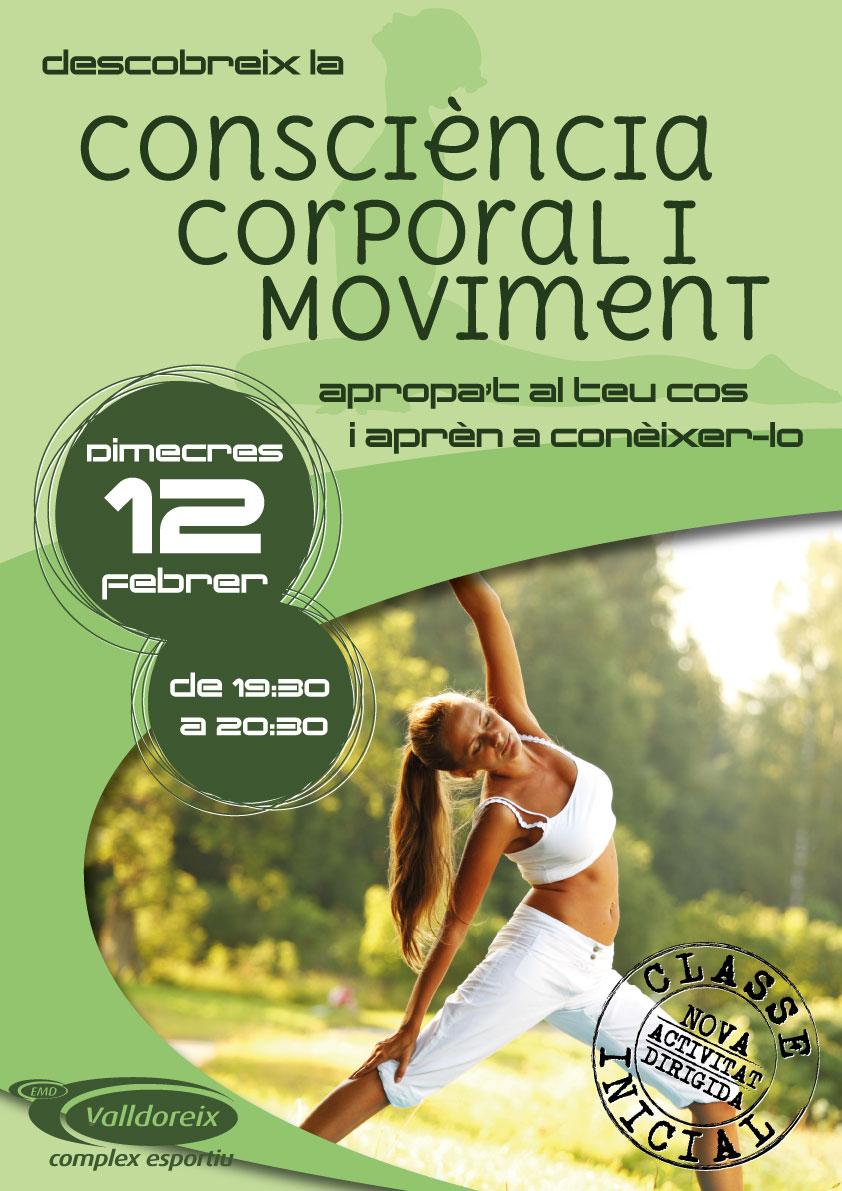 Classe Inicial de Consciència Corporal i Moviment