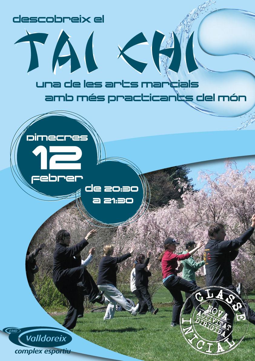 Classe Inicial Tai Chi