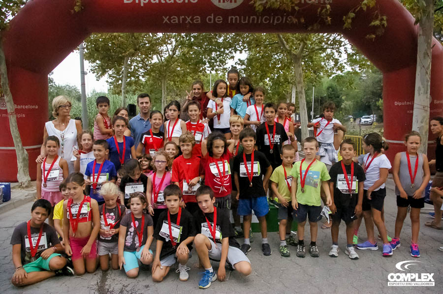 Imatges i Resultats del I Trail de Festa Major de Valldoreix