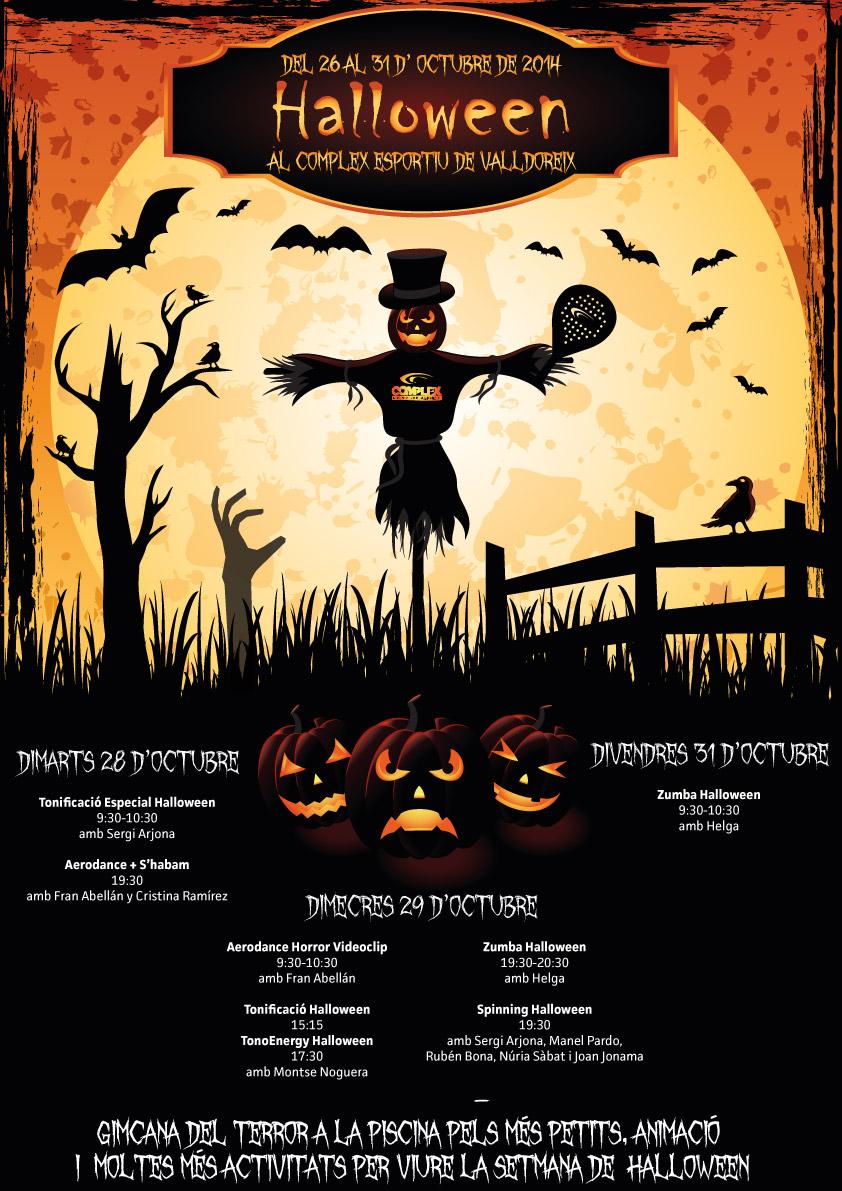 Halloween 2014 al Complex