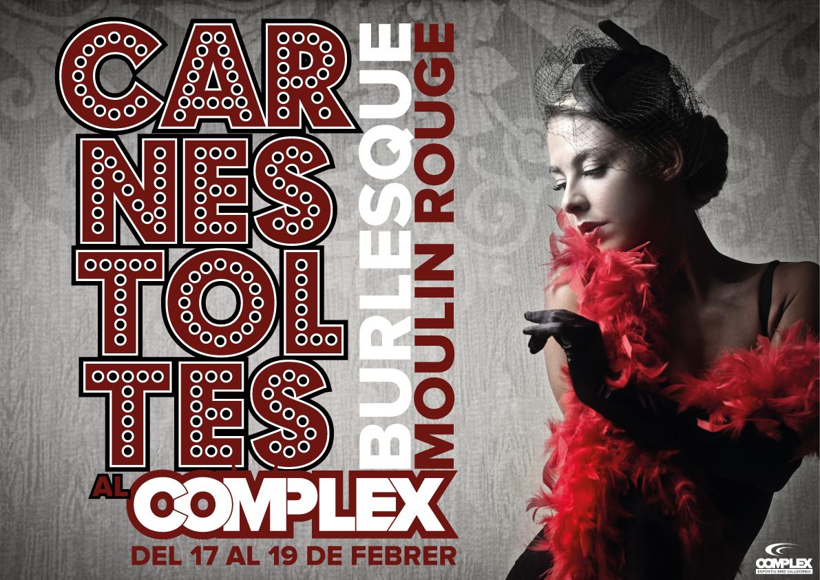 Carnestoltes 2015 al Complex