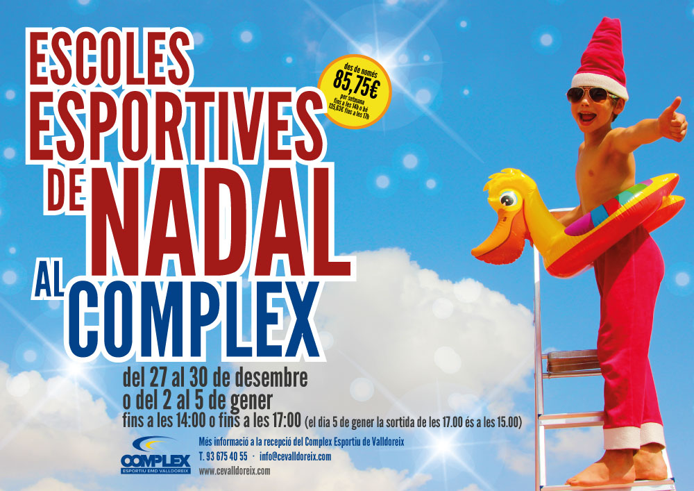 Nadal 2016-2017 al Complex