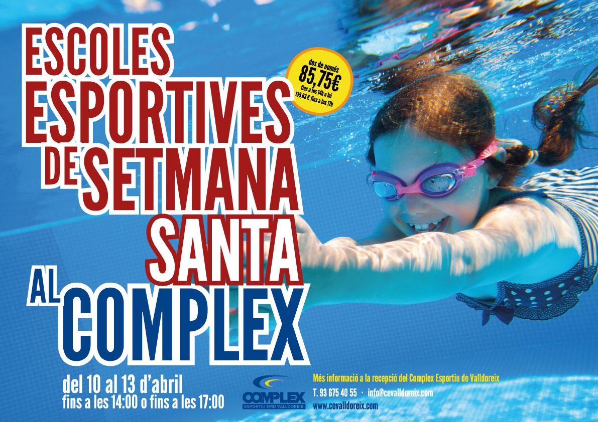 Setmana Santa 2017 al Complex