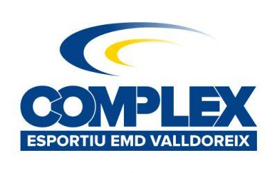 El Complex ja es prepara per la reobertura i fer el pas a la fase 1 per a la pràctica esportiva