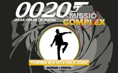 Gran Festa de Nadal: 0020 Missió Complex