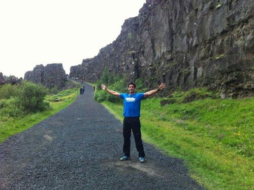 L' Àlex ens porta a Islàndia