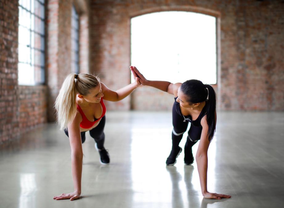 Beneficis de gaudir d'un company d'entrenament